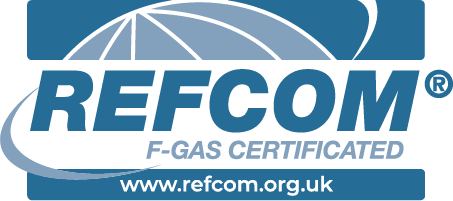 Refcom F Gas Logo Certificated Website